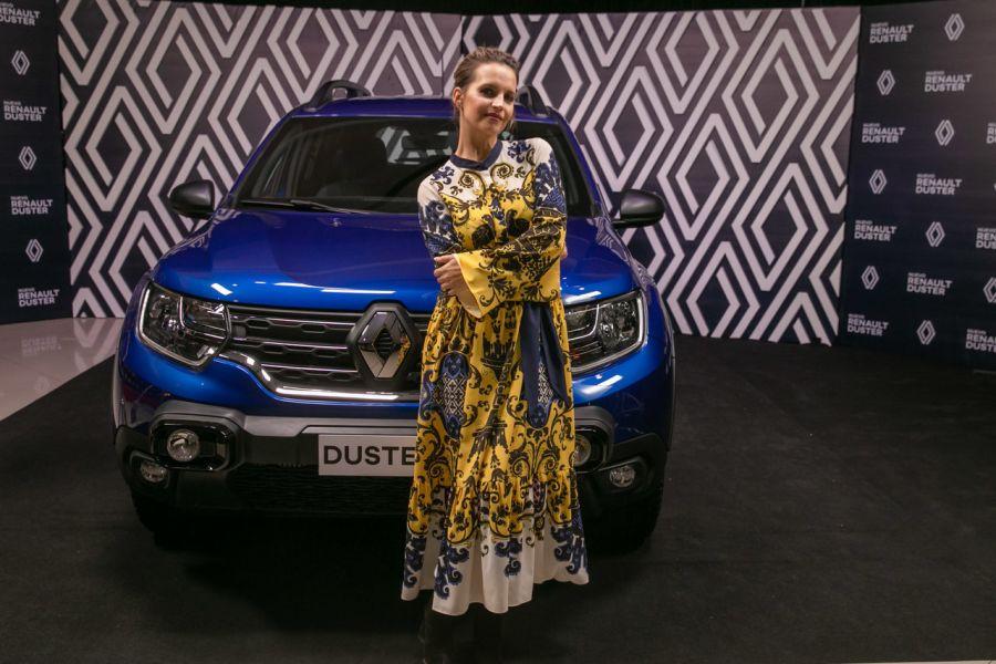 RENAULT lanzó al mercado el nuevo Renault Duster.