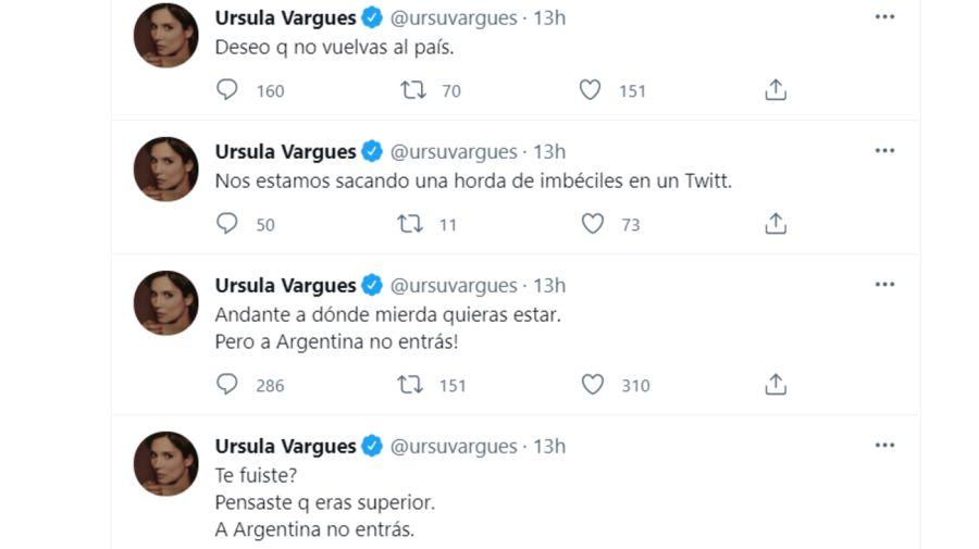 Úrsula Vargués tuits 3006