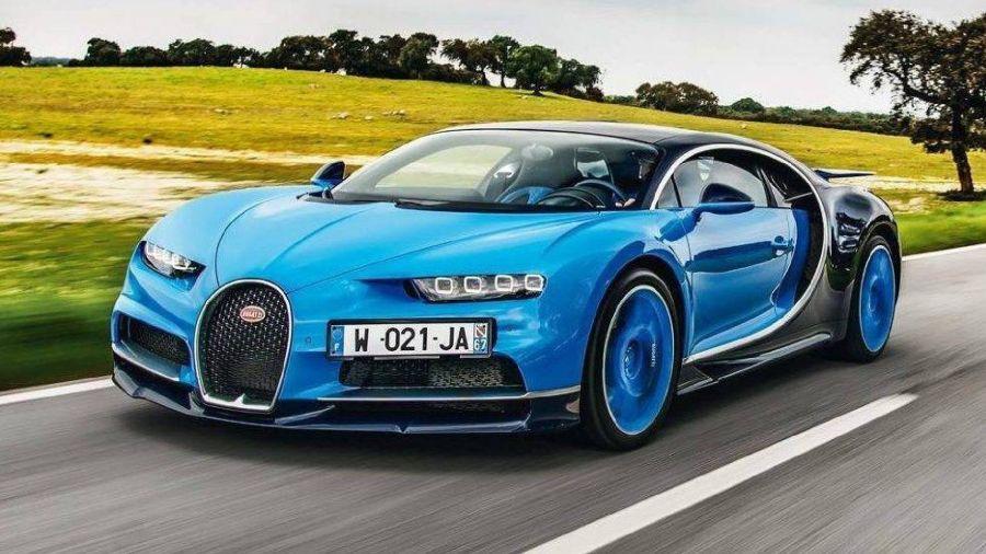 Bugatti vs F1