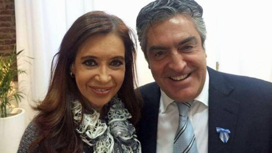 CFK y Dalbón.