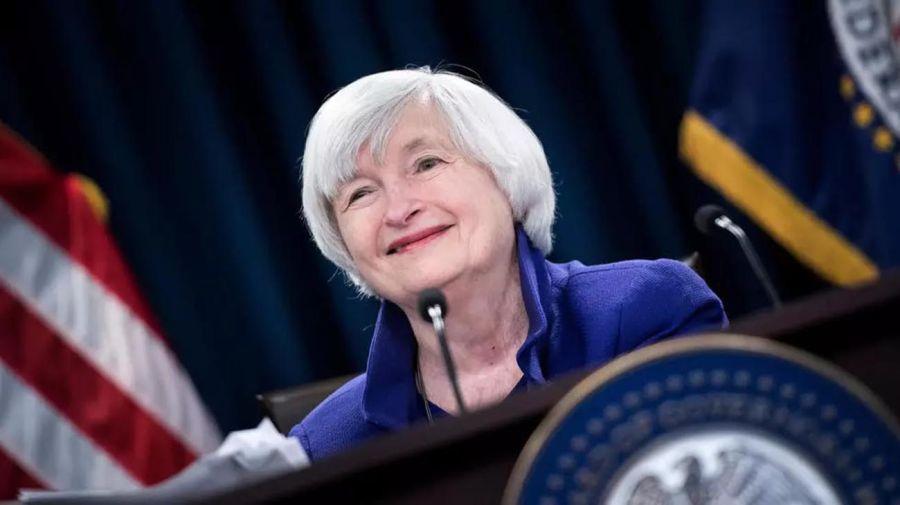 Janet Yellen 20210701