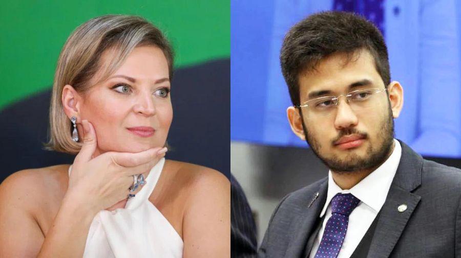 Joice Hasselman Kim Kataguiri Bolsonaro 20210701