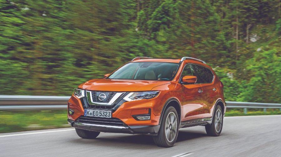Nissan X-Trail: estilo con seguridad