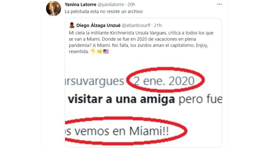Yanina Latorre tuits 0107