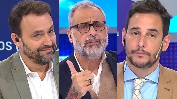Jorge Rial habló de por qué Rodrigo Lussich y Adrián Pallares no lo nombran en Intrusos