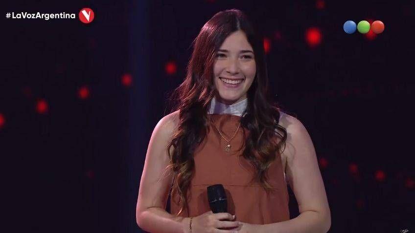 la voz argentina jassiel