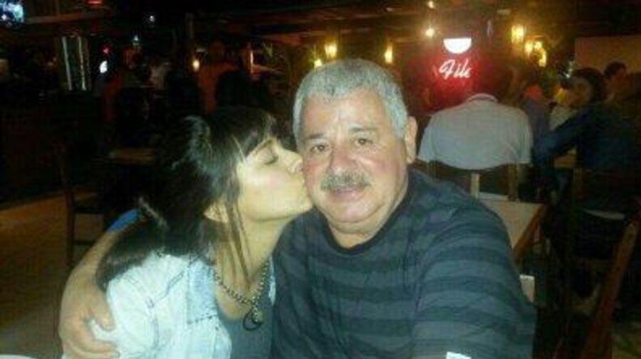 Tití Fernández y su hija 0702