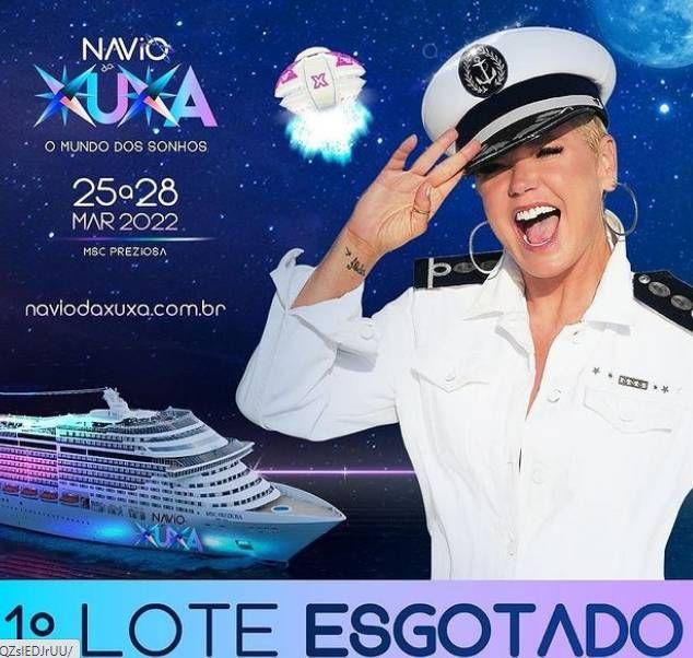 Xuxa festejará su cumpleaños con una fiesta de tres días: cuánto sale la entrada
