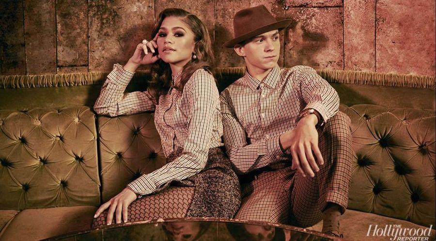Tom y Zendaya