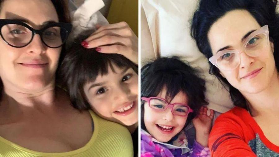 Por primera vez, Julieta Díaz habló de la salud de su hija Elena: