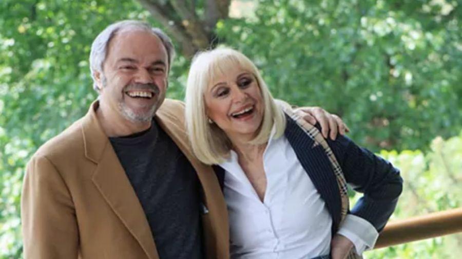 Conocé a SergioJapino, el gran amor de RaffaellaCarràque la acompañó hasta susúltimosdías