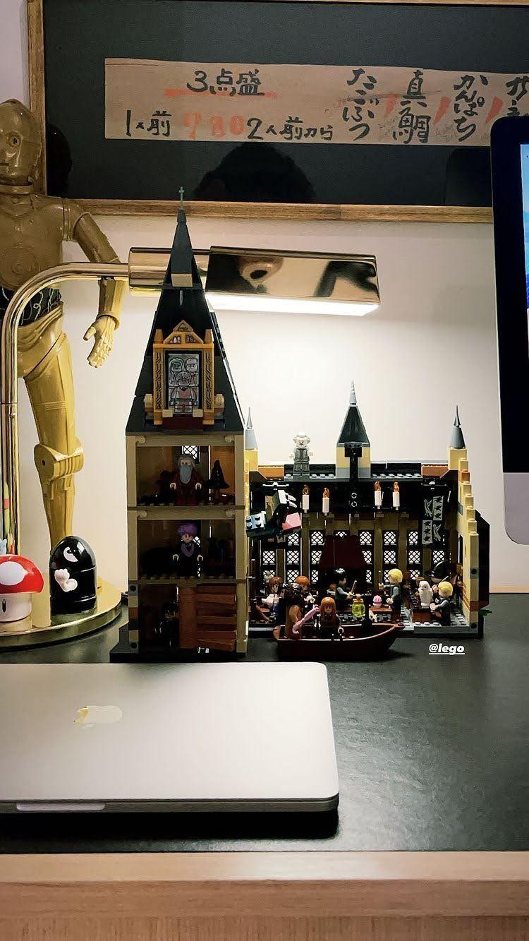 Damián Betular mostró el costoso juguete que decora su casa