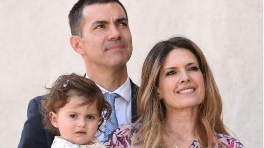 Isabel Macedo habló sobre lascríticasque recibió por ser la pareja de Juan Manuel Urtubey