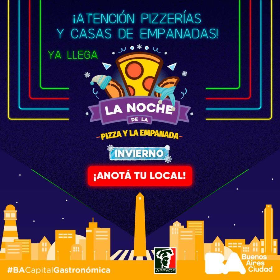 La Noche de la Pizza y la Empanada 20210706