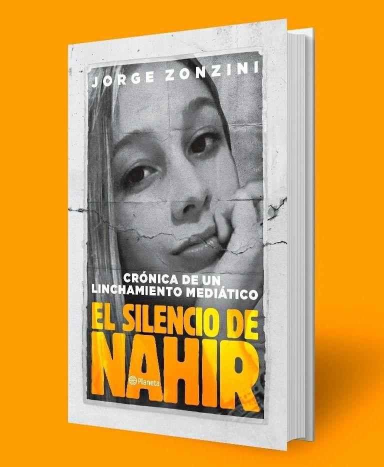 Libro: El silencio de Nahir (Galarza)