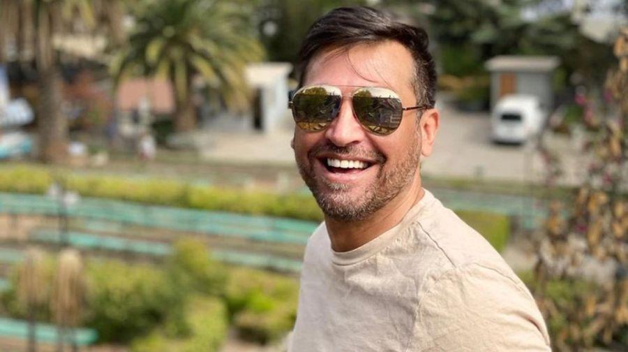 Pablo Ruiz recordó el íntimo momento que vivió junto a Ricky Martin