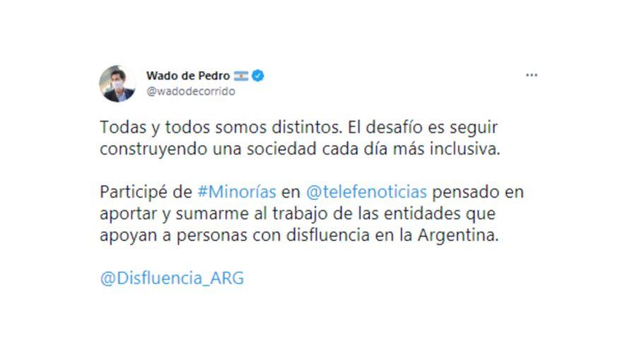 Wado de Pedro