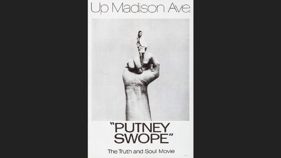 Afiche Putney Swope - Up Madison Ave