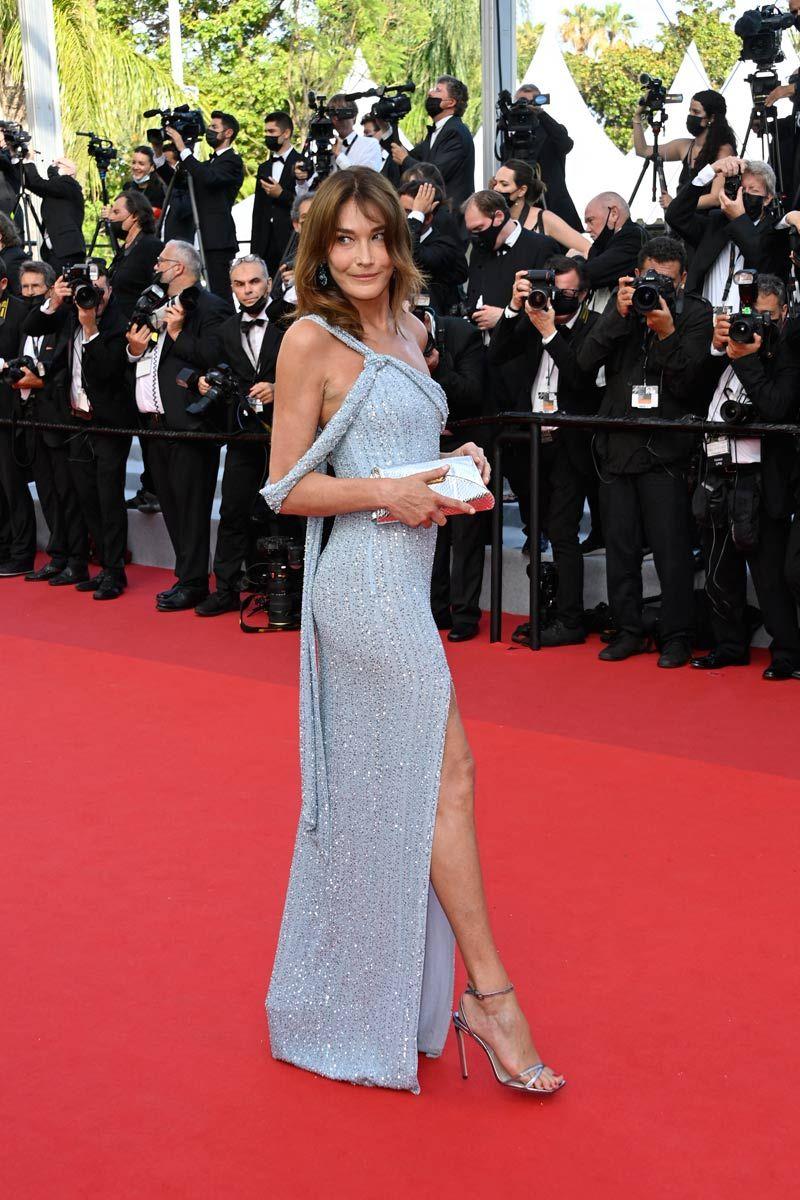 Festival de Cine de Cannes Carla Bruni