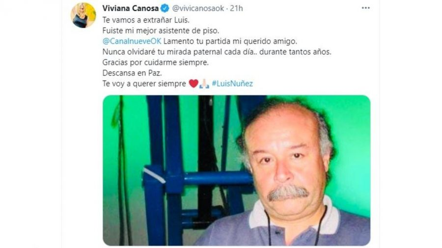 Muerte de Luis Nuñez
