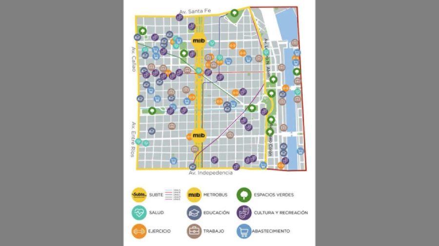 Proyectos urbanos en la Ciudad de Buenos Aires 20210707