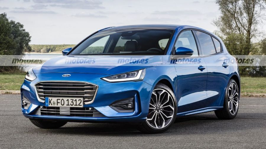 Ford Focus IV Restyling
