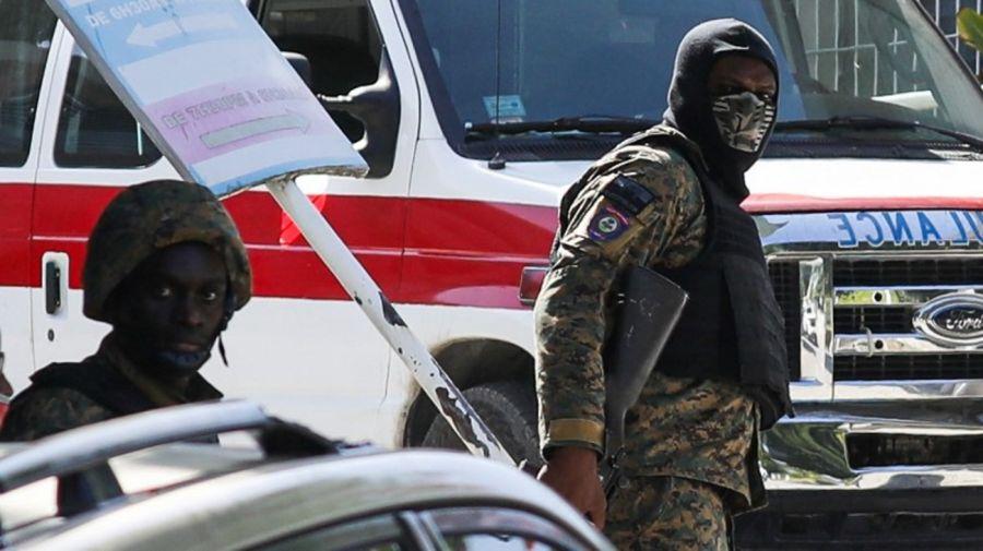 Haití Asesinato Presidente
