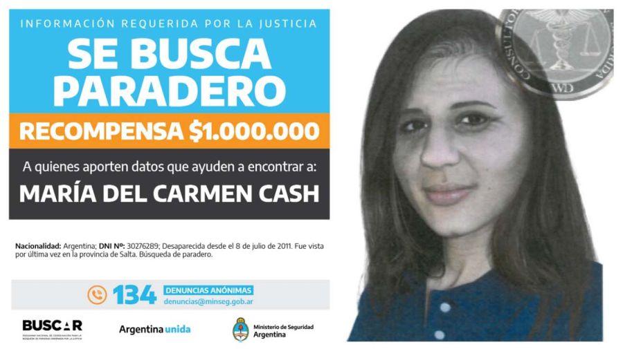 Década perdida: 10 años sin María Cash