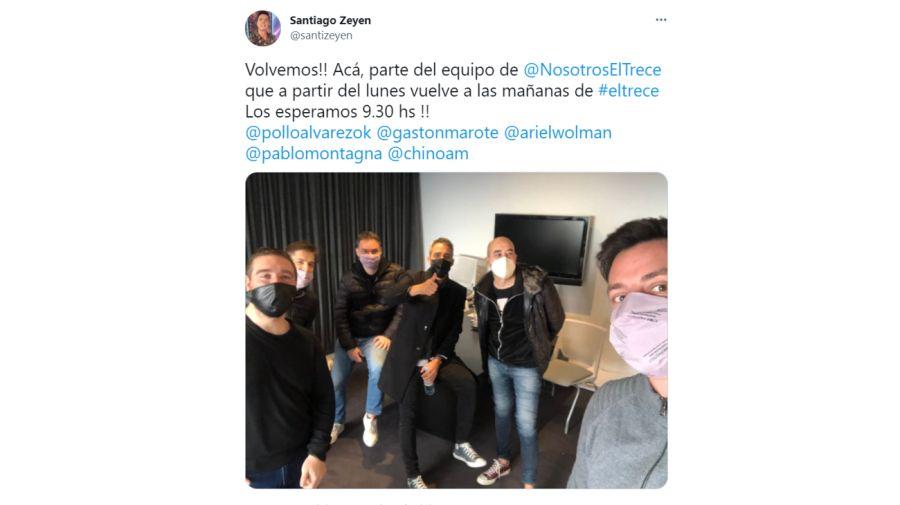 Santiago Zeyen Tuit 0807
