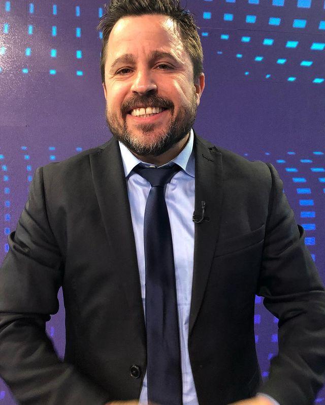Martín Tetaz, candidato por el radicalismo.