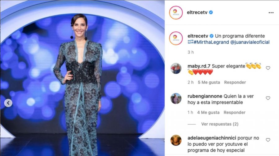 Juana Viale pidió disculpas en Twittertras su error sobre la fecha patria