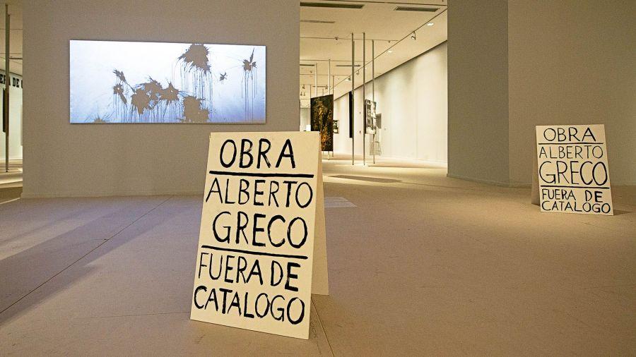 Alberto Greco en El Moderno