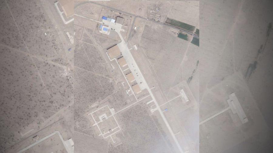 China Base Militar