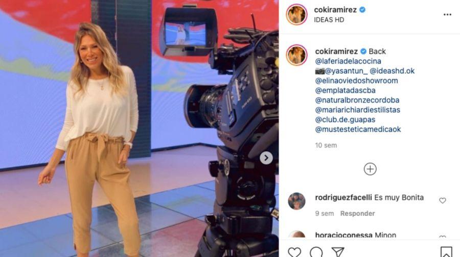 """CokiRamirezse cansó de """"lucharla"""" en la Argentina y se va del país"""