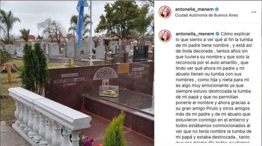Miembro de la familia Menem hizo una fuerte denuncia contra Zulema y Zulemita