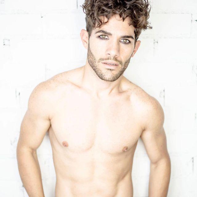 Conocé a Agustín Barajas el novio de Hernán Piquín