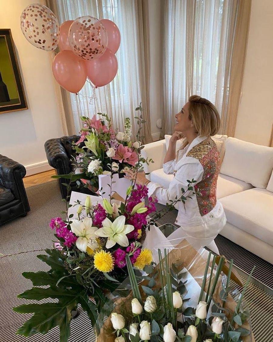 El cumpleaños de Fabiola Yáñez: así fue la sorpresa de Alberto Fernández