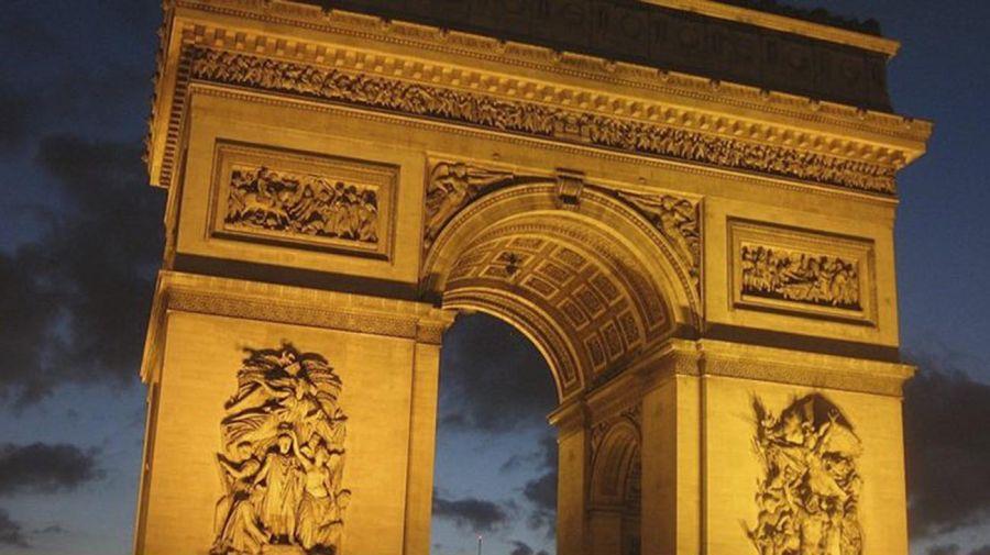 Arco de Triunfo de parís 20210715