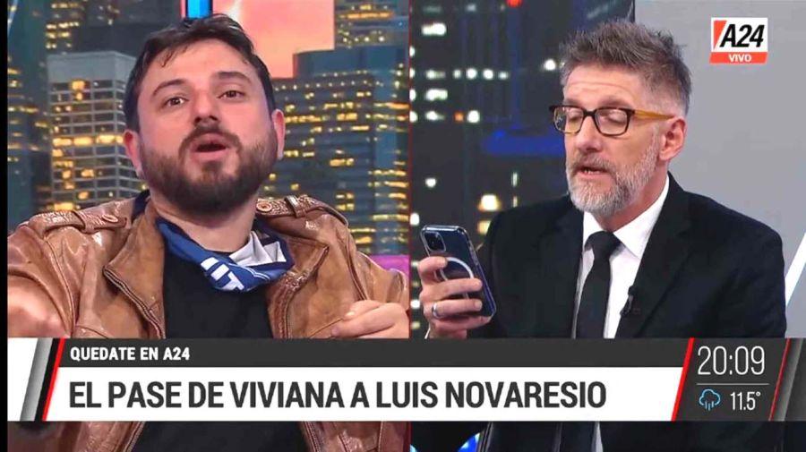 Juan Grabois y Luis Novaresio 20310715