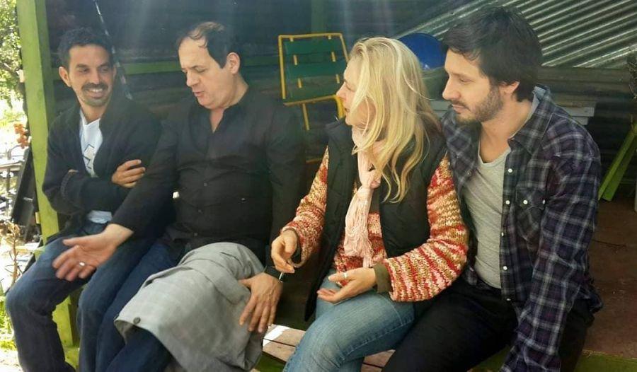 Lili Popovich: de maestra jardinera a coach actoral de Julio Chávez
