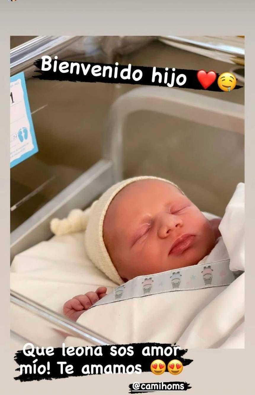 Rodrigo De Paul fue papá por segunda vez