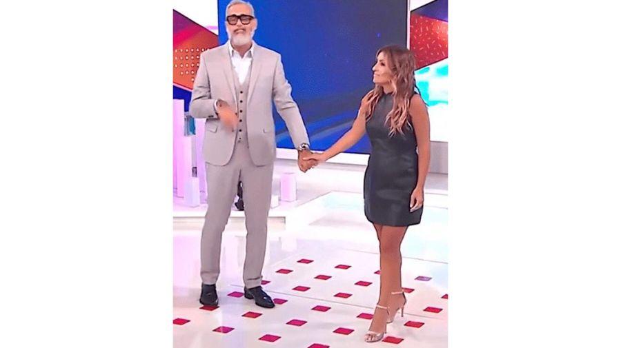 Jorge Rial y Marcela Tauro 0716