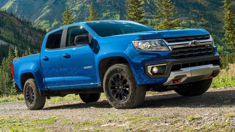 Chevrolet Colorado Trail Boss