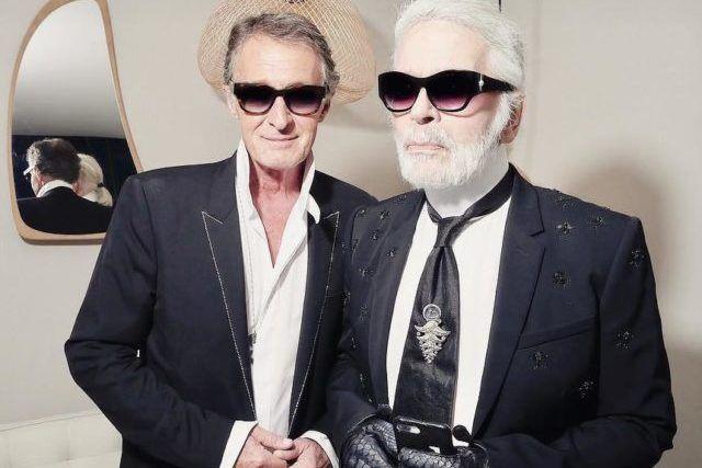 Eric Pfrunder y Karl