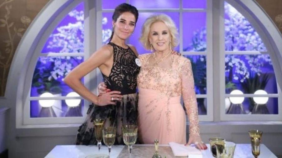 La opinión de Mirtha Legrand sobre el rol de Juana Viale en su programa
