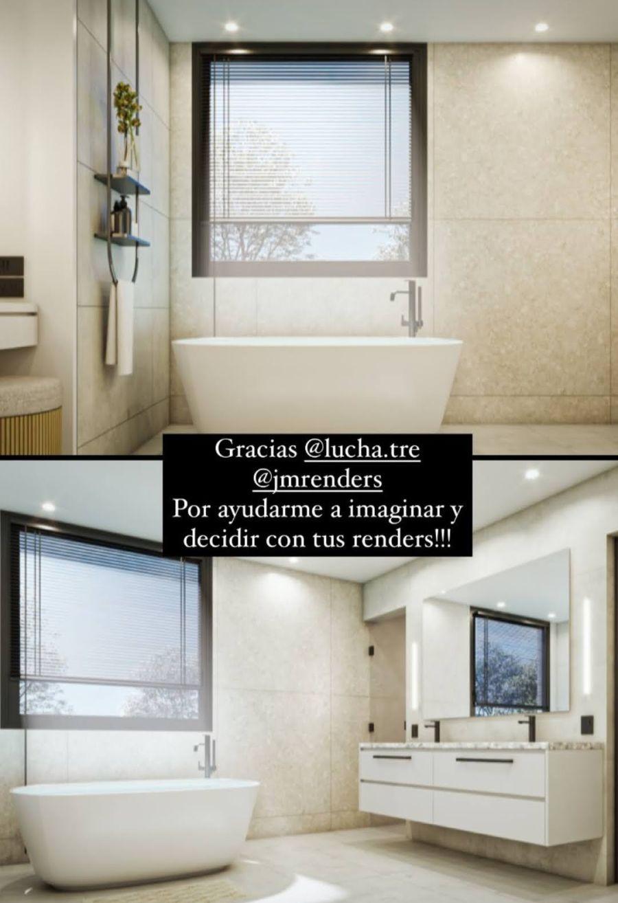 Laurita Fernández mostró cómo remodeló su lujosa casa