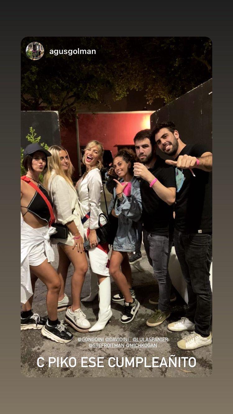 Stefi Roitman cumplió 27: así fue el festejo en Miami con Oriana Sabatini, Emilia Mernes y otros famosos