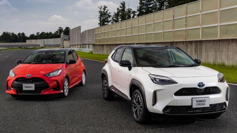 Toyota Yaris y Yaris Cross