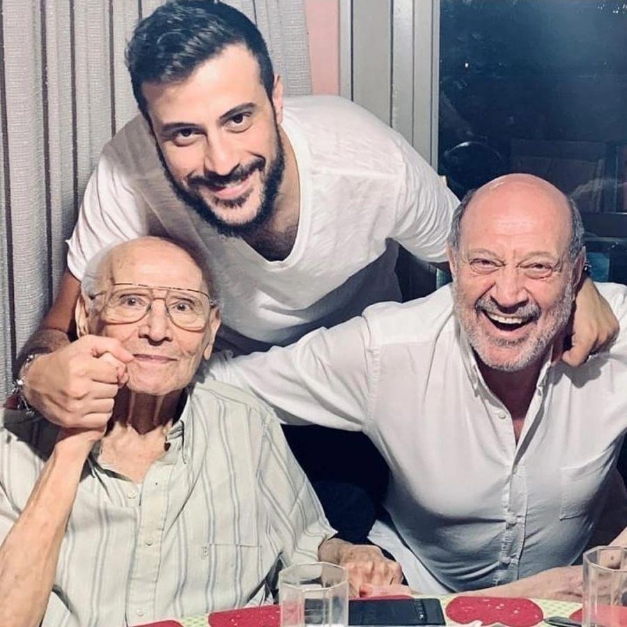 A los 98 años murió el padre de Alfredo Leuco