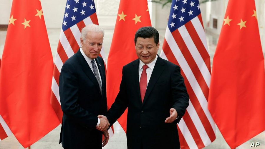 China y Estados Unidos 20210720